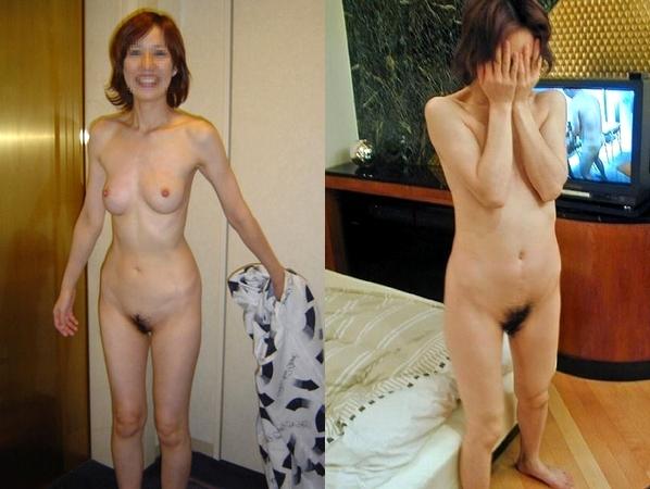 人妻たちの熟れた体がセクシーなエロ画像 01
