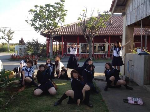 青春を謳歌しているリア充女子校生のエロ画像 2103