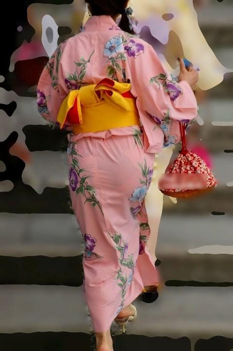 素人娘の和服姿や和服でエッチな事してるエロ画像 ero1226