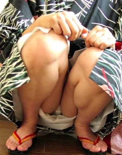 素人娘の和服姿や和服でエッチな事してるエロ画像 ero1324