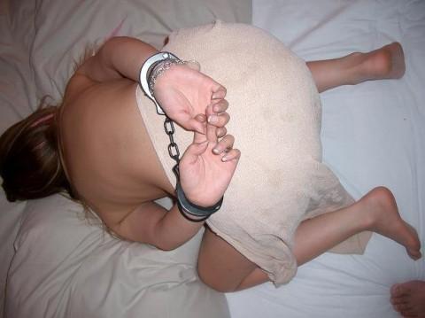 責められ無いと感じない身体の素人M娘のSMエロ画像 ero284