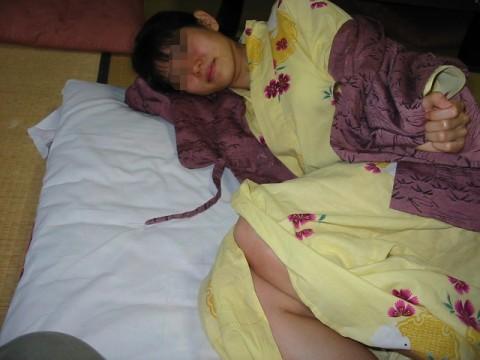 素人娘の和服姿や和服でエッチな事してるエロ画像 ero2911