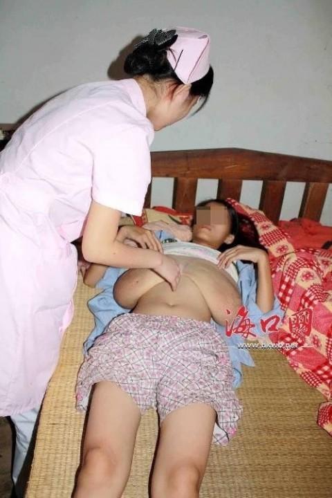 乳輪や乳房が異常に発達した素人娘の巨乳おっぱいエロ画像 1369