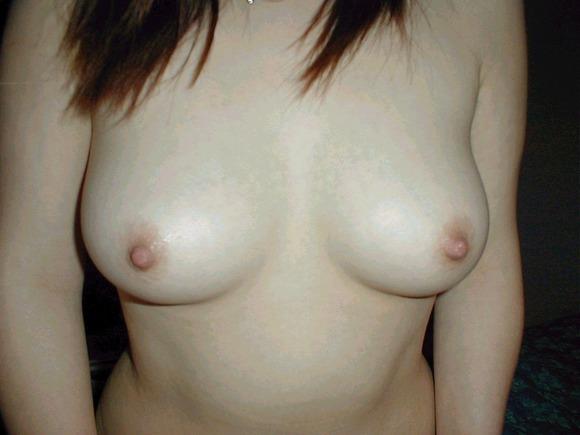 彼氏やセフレが撮影した素人娘の巨乳おっぱいエロ画像 169