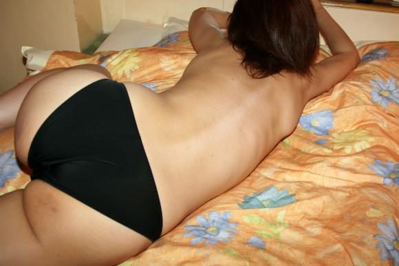彼氏とセックスし終わった後の油断してる素人娘の流出エロ画像 2556