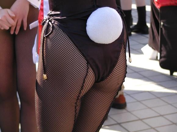 素人のお姉さんが履いてる網タイツがとってもセクシーなエロ画像 2861