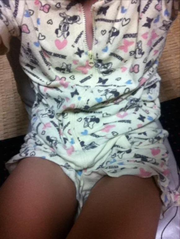 巨乳おっぱいとかおかずを提供してくれる素人娘の自画撮り写メのエロ画像 3170