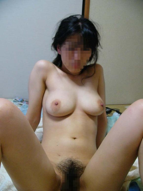 彼氏やセフレが撮った彼女の綺麗な巨乳おっぱいの素人エロ画像 3716