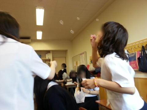 学校内でおふざけしてる女子校生が微笑ましいエロ画像 11115