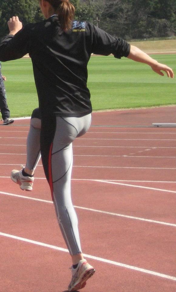 スポーツ選手・アスリート達の引き締まったお尻や太ももやおっぱいのエロ画像 11135