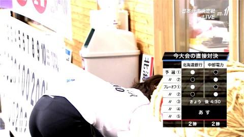 テレビで起きたエッチなハプニングのキャプエロ画像 1308