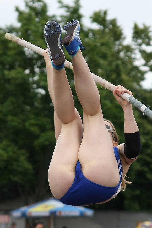 スポーツ選手・アスリート達の引き締まったお尻や太ももやおっぱいのエロ画像 2091
