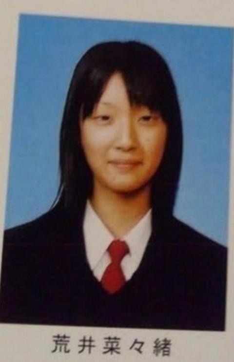 アイドルや女優の卒業アルバム写真のエロ像 2381