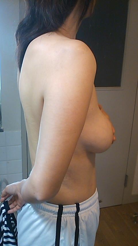 素人なのに綺麗な形した巨乳おっぱいをさらす娘達のエロ画像 2471
