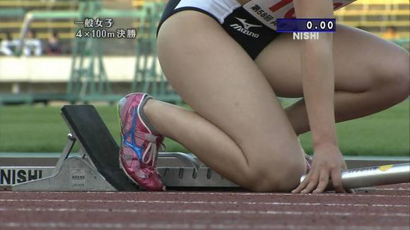 スポーツ選手・アスリート達の引き締まったお尻や太ももやおっぱいのエロ画像 2685