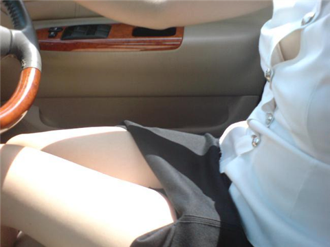 タイの女子大生が激カワ過ぎる素人エロ画像 28