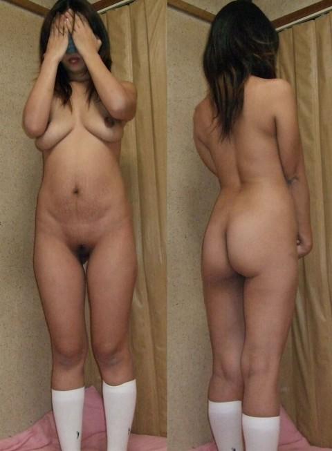皮膚の張りがなくなり垂れつつある人妻熟女の素人エロ画像 2869