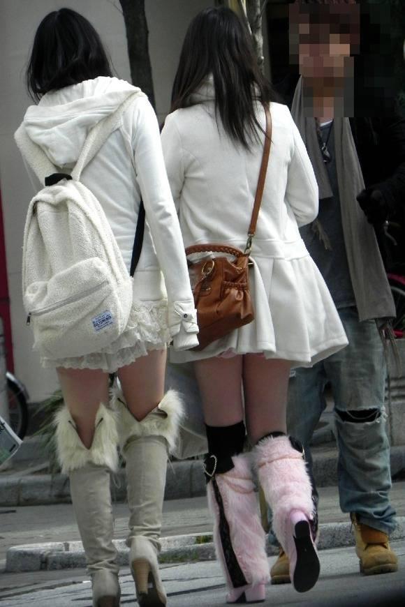 ただ服を着ただけの街撮り素人娘がめっちゃオナニーのおかずになってしまうエロ画像 3310