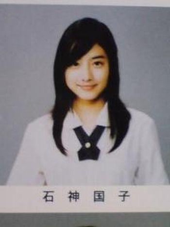 アイドルや女優の卒業アルバム写真のエロ像 3464