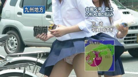 テレビで起きたエッチなハプニングのキャプエロ画像 4128