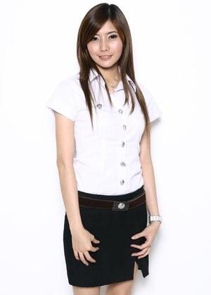 タイの女子大生が激カワ過ぎる素人エロ画像 760