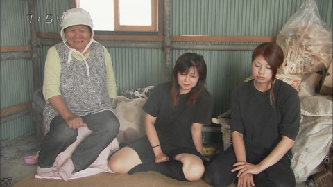 テレビに映った激カワ素人娘たちのキャプエロ画像 788