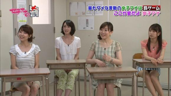 女子アナ・佐藤渚が可愛すぎるパンチラ画像 157