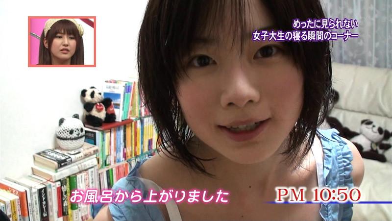 テレビに映っためっちゃ可愛い素人娘のキャプエロ画像 642