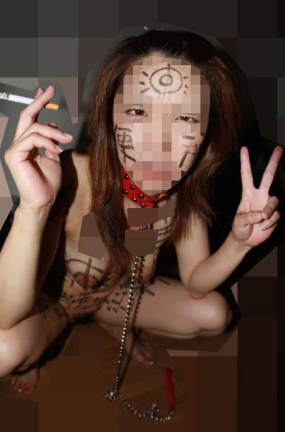 狂気じみたエッチな遊びをする女子達のヤバいエロ画像 822