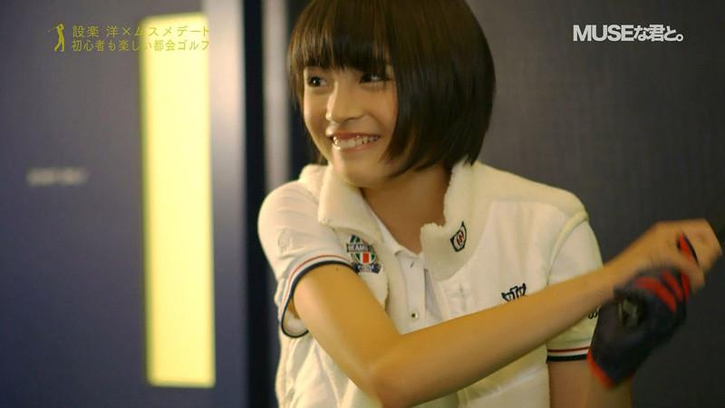 テレビに映っためっちゃ可愛い素人娘のキャプエロ画像 942