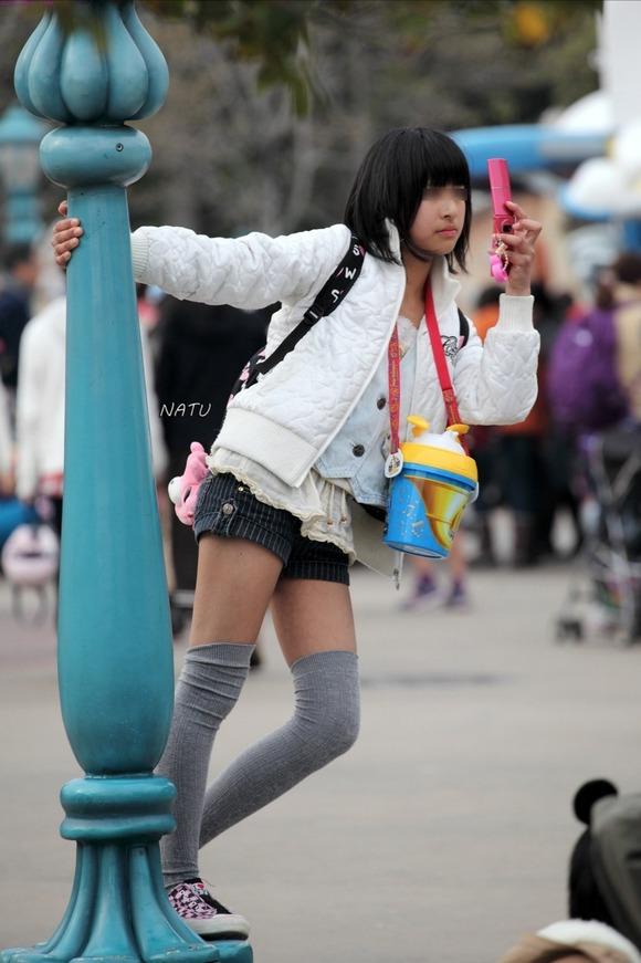 素人娘を街撮りしたいやらしさに感動しちゃうエロ画像 947
