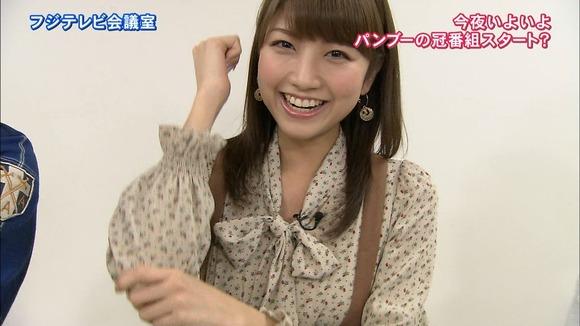 尋常じゃないほど可愛い女子アナ三田友梨佳のキャプエロ画像 1110