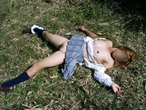 ガチレイプされた女性達のヤバいエロ画像 11123