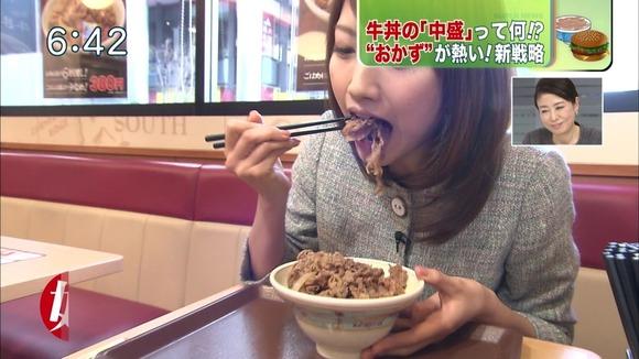 尋常じゃないほど可愛い女子アナ三田友梨佳のキャプエロ画像 146