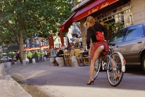 街撮りされた露出高めな外人素人エロ画像 2241