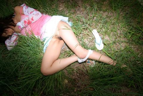 ガチレイプされた女性達のヤバいエロ画像 2449