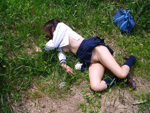 ガチレイプされた女性達のヤバいエロ画像 2641