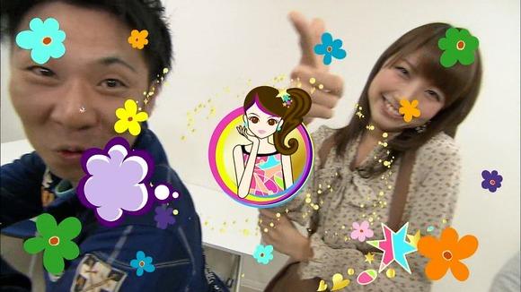 尋常じゃないほど可愛い女子アナ三田友梨佳のキャプエロ画像 274
