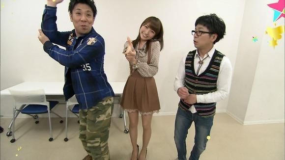 尋常じゃないほど可愛い女子アナ三田友梨佳のキャプエロ画像 315