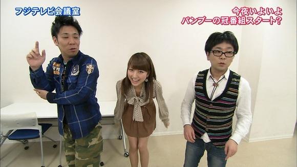 尋常じゃないほど可愛い女子アナ三田友梨佳のキャプエロ画像 316