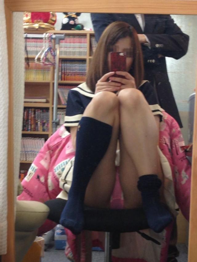エッチな姿を自画撮りしておかずをネット投稿してくれる素人娘のエロ画像 1134