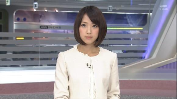 パンツの染みまでしゃぶり尽くしたい女子アナ竹内由恵のパンチラ画像 190