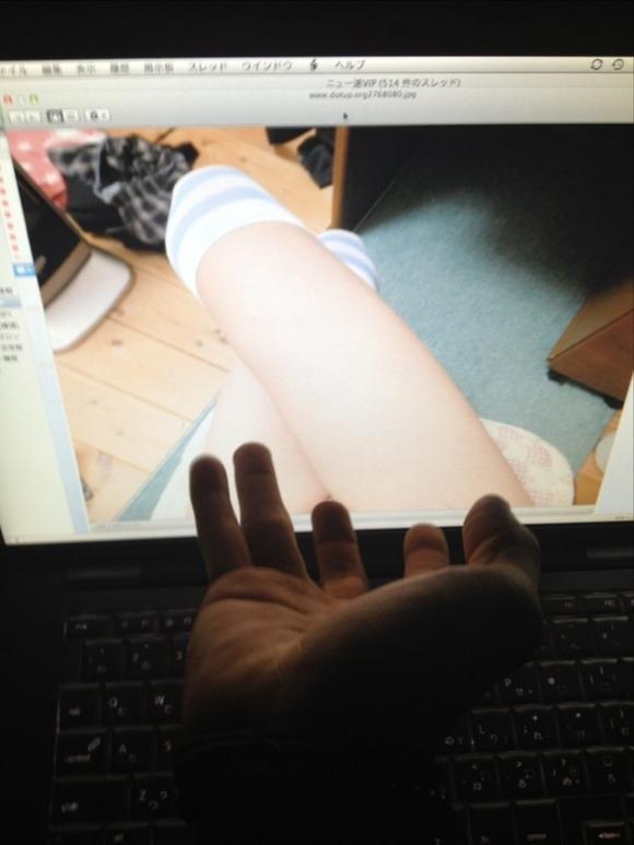 性的嗜好がおかしな事になってるド変態なヤバいエロ画像 416