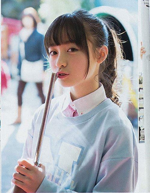 おじさんの心を鷲掴みにする激カワ美少女・橋本環奈のエロ画像 83