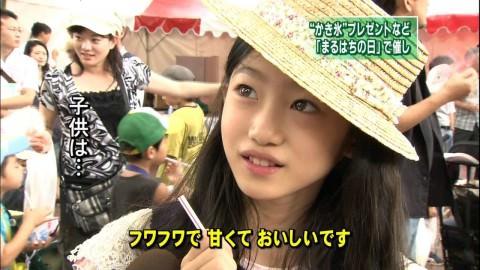 カメラマンの好みが分かるテレビに写った素人美少女のキャプエロ画像 1442
