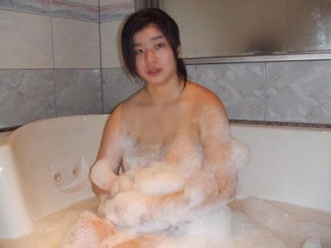 ごく普通なぽっちゃり系女子のエロ画像 2521