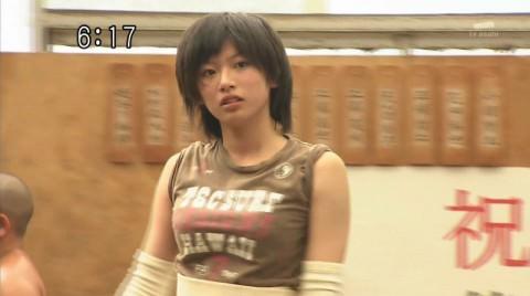 カメラマンの好みが分かるテレビに写った素人美少女のキャプエロ画像 3312