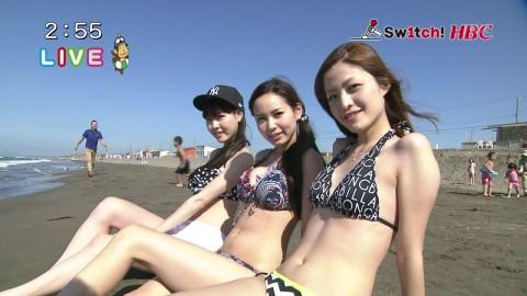 カメラマンの好みが分かるテレビに写った素人美少女のキャプエロ画像 945
