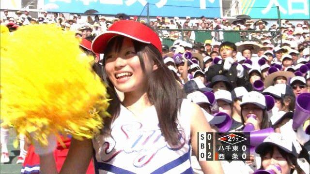 テレビに写った素人娘がめっちゃ可愛かった美少女のキャプエロ画像 1390
