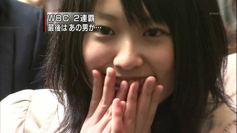 テレビに写った素人娘がめっちゃ可愛かった美少女のキャプエロ画像 21120